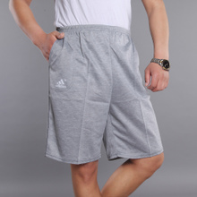 Middle-aged men's casual summer wear shorts sweatpants middle-aged and old dad man shorts elastic and loose fat old man