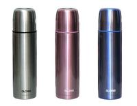 日本GLORIA 可诺丽亚保温杯 304不锈钢保温杯 子弹头型水杯500ml