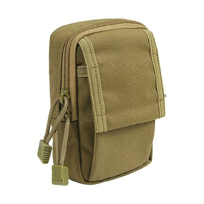 MOLLE system kit for outdoor sports pockets accessory bag phone key change handbag cell phone bags