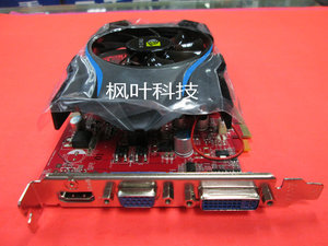 nVIDIA GeForce GT640 1G独立显卡 DDR2 128bit PCI-E 显卡 全新