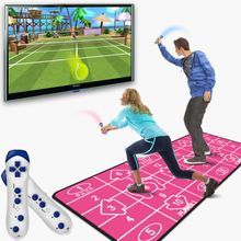 Dance overlord Card hd yoga dance mat thickening dual interface double parent-child dancing machine package mailed to lose weight