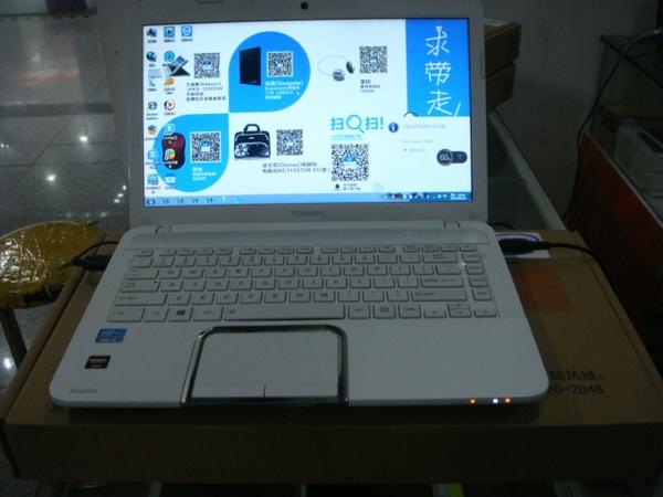 二手Toshiba/东芝 L800 L800-C37W1  笔记本电脑 I5 独显 99新