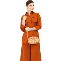 马天尼地图包女包斜挎包 包包2016新款手拿包手机包欧美正品中