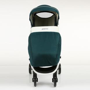 杰菲雅/joyfeel 婴儿推车保暖脚套 伞车保暖罩