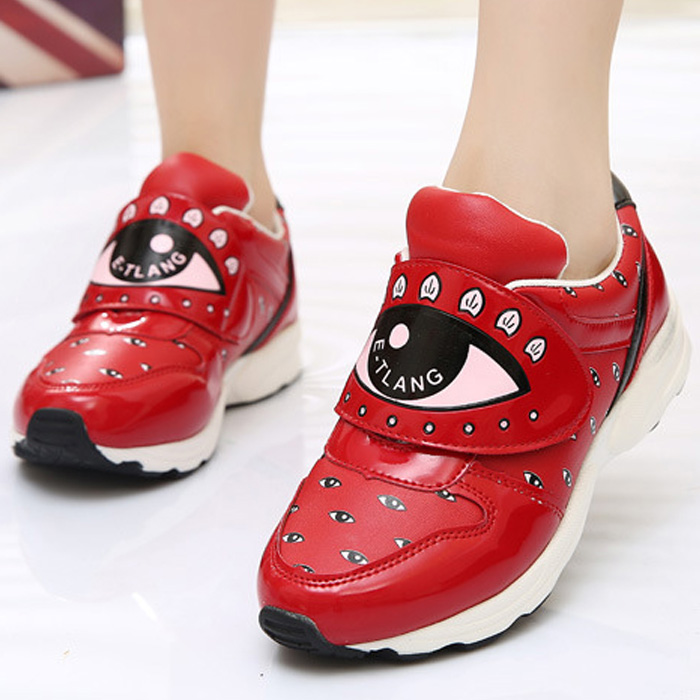 2014 new boys and girls children's casual shoes tide shoes princess shoes shoes shoes Korean version of the children's paternity