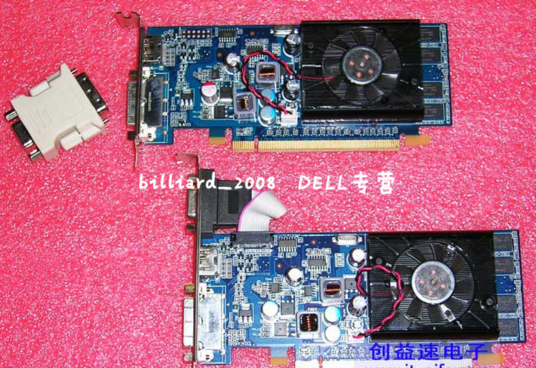 全新原装正品DELL V220S Optiplex 380 360 330 755显卡 G310显卡