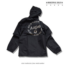 Japanese street restoring ancient ways is thin style leisure outdoor walking motion hooded cardigan windproof coat jackets when charging