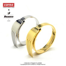CORE8 X BEASTIE original brand fork fork bracelet Men and women with couples