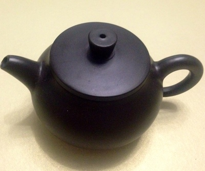Quality goods are recommended Hand pot famous Xu Guofa handmade ceramic tea-pot teapot 100 ml