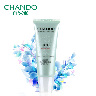 Counter genuine natural Hall bb cream light through flawless repair Cream nude makeup Sunscreen Concealer strong foundation Oil Control