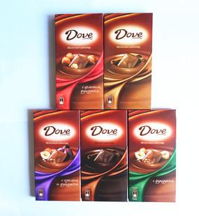 德芙巧克力 哈萨克斯坦纯进口巧克力 500g 五种口味 包邮 批发