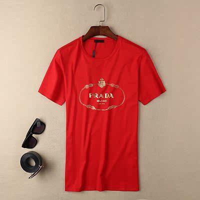 2015年新款丝光棉短袖T恤5106P90