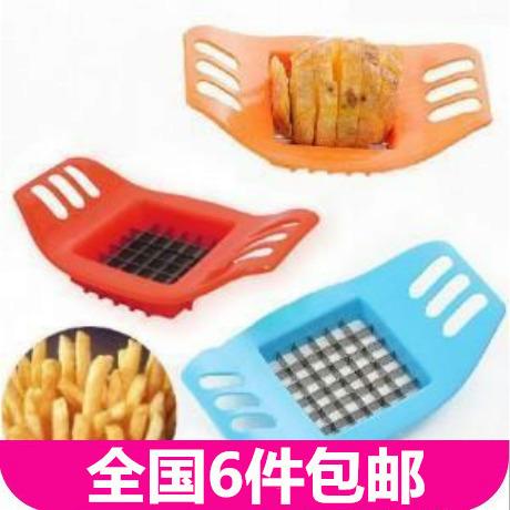切土豆器轻松土豆切片器韩国新奇特创意家居F831满就包邮