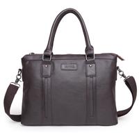 2015新款欧美大牌风男士手提包单肩斜挎包潮公文包商务男包电脑包