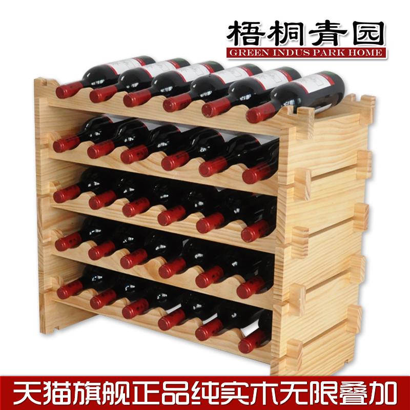 Подставка под бутылки вина своими руками 43