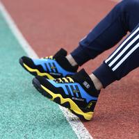 秋季新品学生防滑运动鞋休闲轻质篮球鞋透气户外登山鞋跑步鞋男鞋