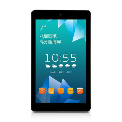 Electric City Teclast / Taipower A78 quad-core WIFI 8GB 7 inch HD Tablet PC Android 4.4