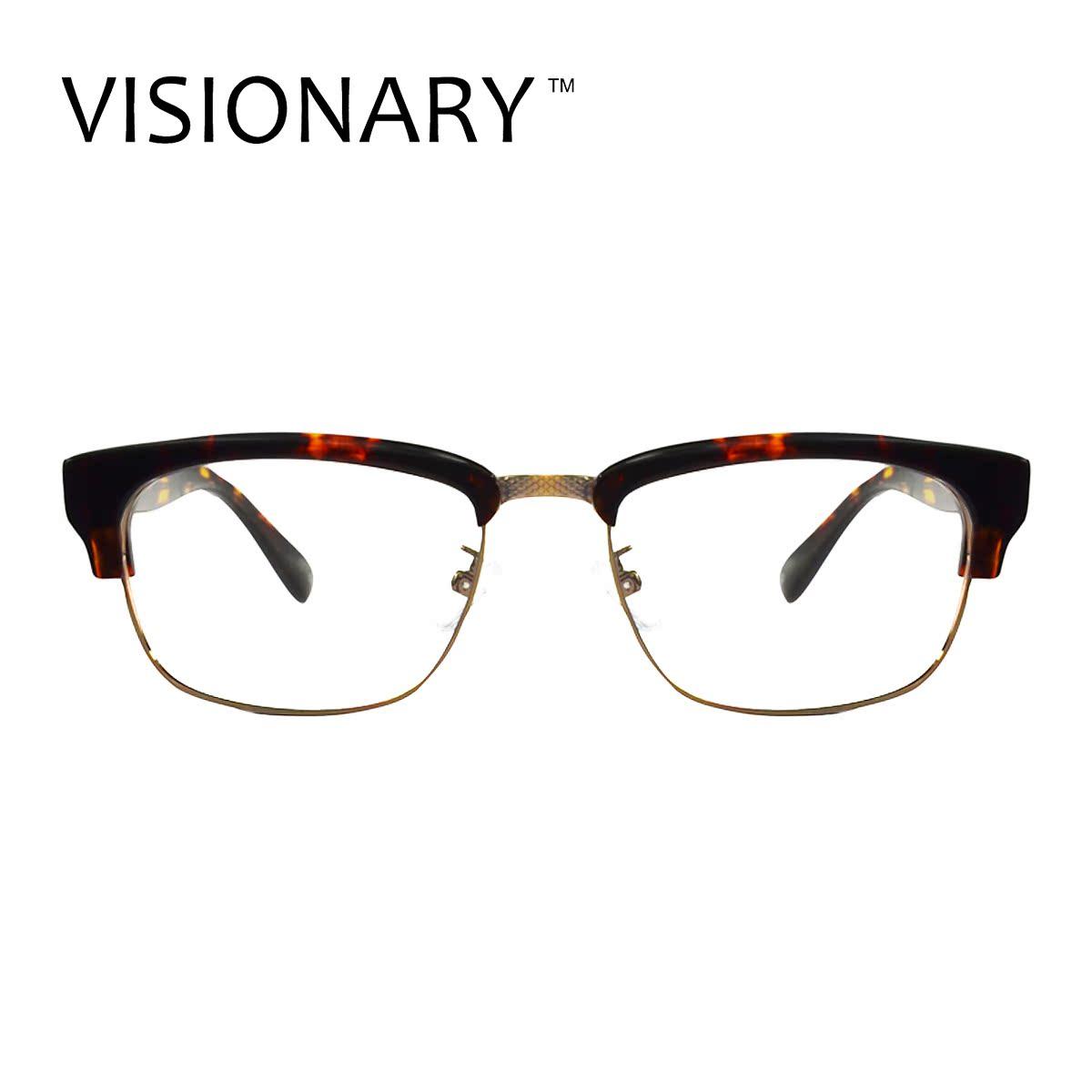 眉线框 眼镜架