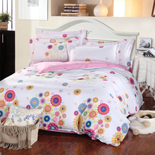 Europe and the stereoscopic 3 d sheet 4 times More cotton mill MAO wedding han edition cotton bedding four 4 times in the New Year