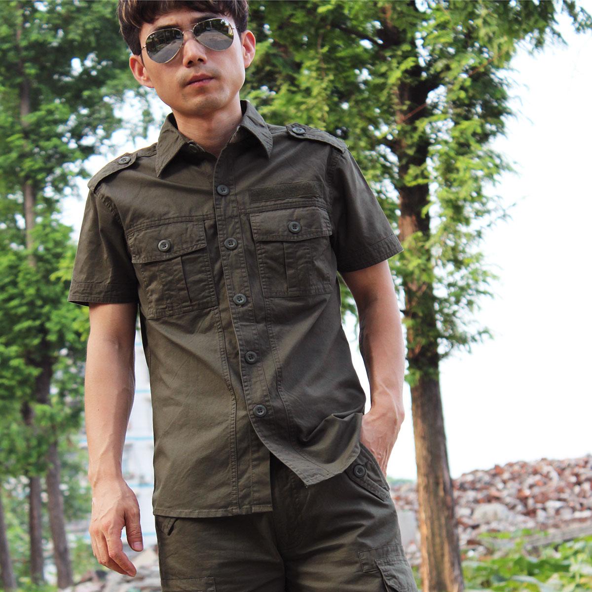 Рубашка милитари Tstfort 206