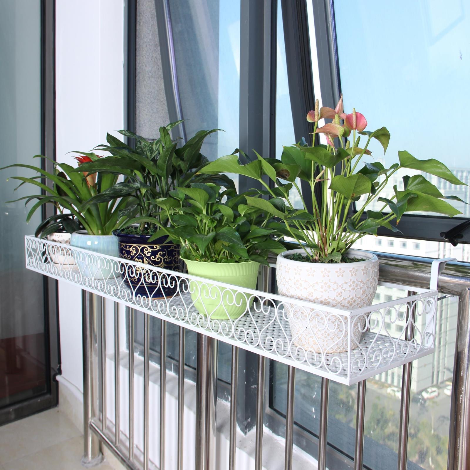 Подставки для цветов на балкон..
