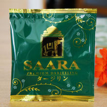 Single package - Japan original BROOKS SAARA hardcover tea series Pure darjeeling