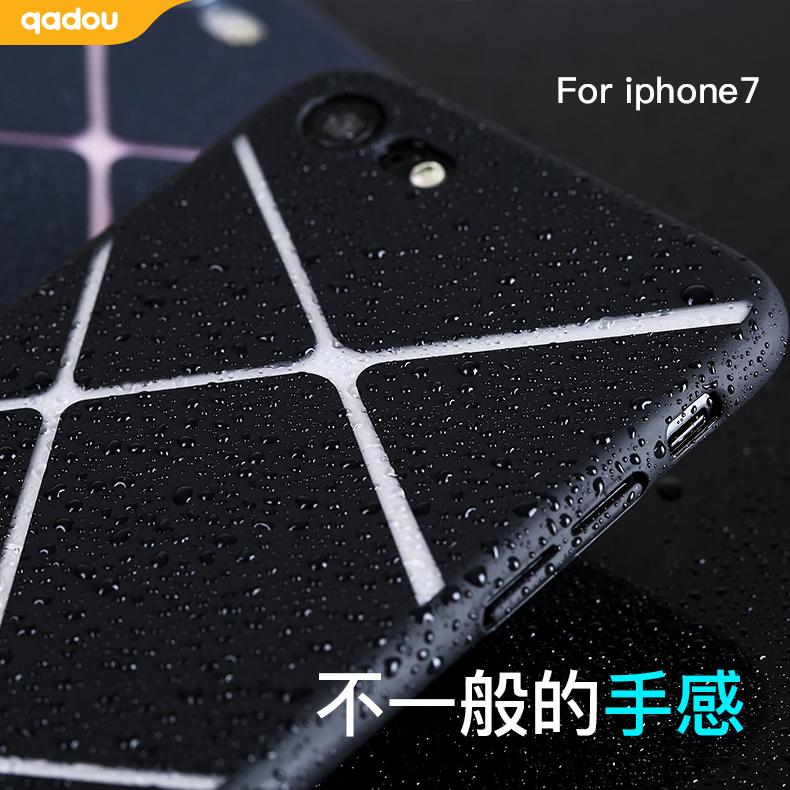 iphone7手机壳全包苹果7手机壳新款手机套ipone7外壳磨砂硬壳男女
