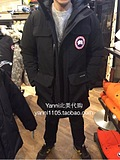 李敏镐/胡歌/井柏然同款 CANADAGOOSE 男款鹅 EXPEDITION PARKA