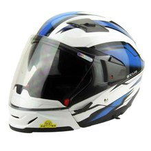 ZEUS promotion red lion ZS - 611 e thor yohe 3/4 on tall helmets and helmets Built-in sunglasses