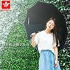 红叶雨伞女森系双人加大三折叠创意简约大号加固学生防风雨伞男女