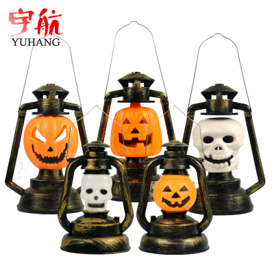 Haunted Halloween Gift items Halloween props props Halloween supplies electric ghost lights to see the video