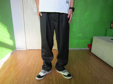 KITE in same popping's funky   locking trousers poppin hip hop gentleman pure color performance