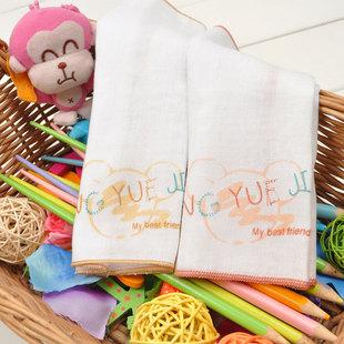 婴悦家 婴幼儿童纯棉纱布长方形手帕毛巾纱布巾吸汗巾口水喂奶巾