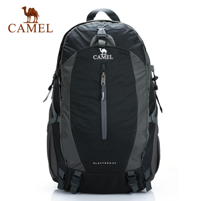CAMEL Camel outdoor mountaineering bag backpack backpacking couple models of men and women riding backpack 50L