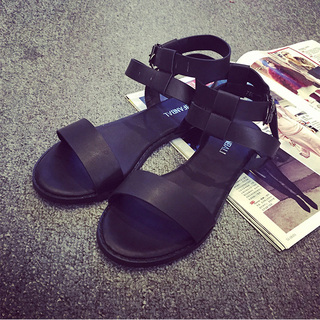 Spring/summer QUEENZZ/2015 boximiyaluomaping toe strap sandal Korean women's shoes at the end of XZ192