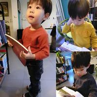男童加厚卫衣冬季儿童2015加绒长袖T恤上衣小童宝宝韩国休闲童装