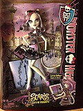 Monster High School Monster High School elf doll travel white Catrine DeMew first generation