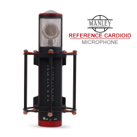 manley Reference Cardioid Microphone电子管录音麦克风 话筒