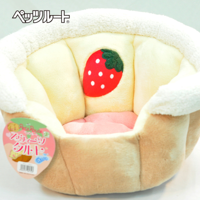 Japan sent Zi Lu kennel cat litter pet supplies sofa autumn and winter warm cozy nest soft