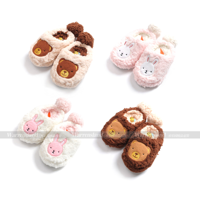 Baby boys and girls shoes slip shoes Dongkuan children header home home slippers shoes boys shoes