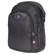 IBM's smarter planet 7 inches of sports leisure tablet bag waterproof material single shoulder bag P190 black
