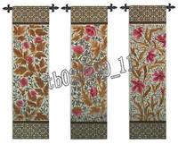 代购 挂毯/壁毯 威廉·莫里斯植物纹理花卉艺术20 x77壁挂装饰