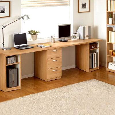 Only modern minimalist aesthetic Fashion Double Double desk desk desk computer desk desk support custom
