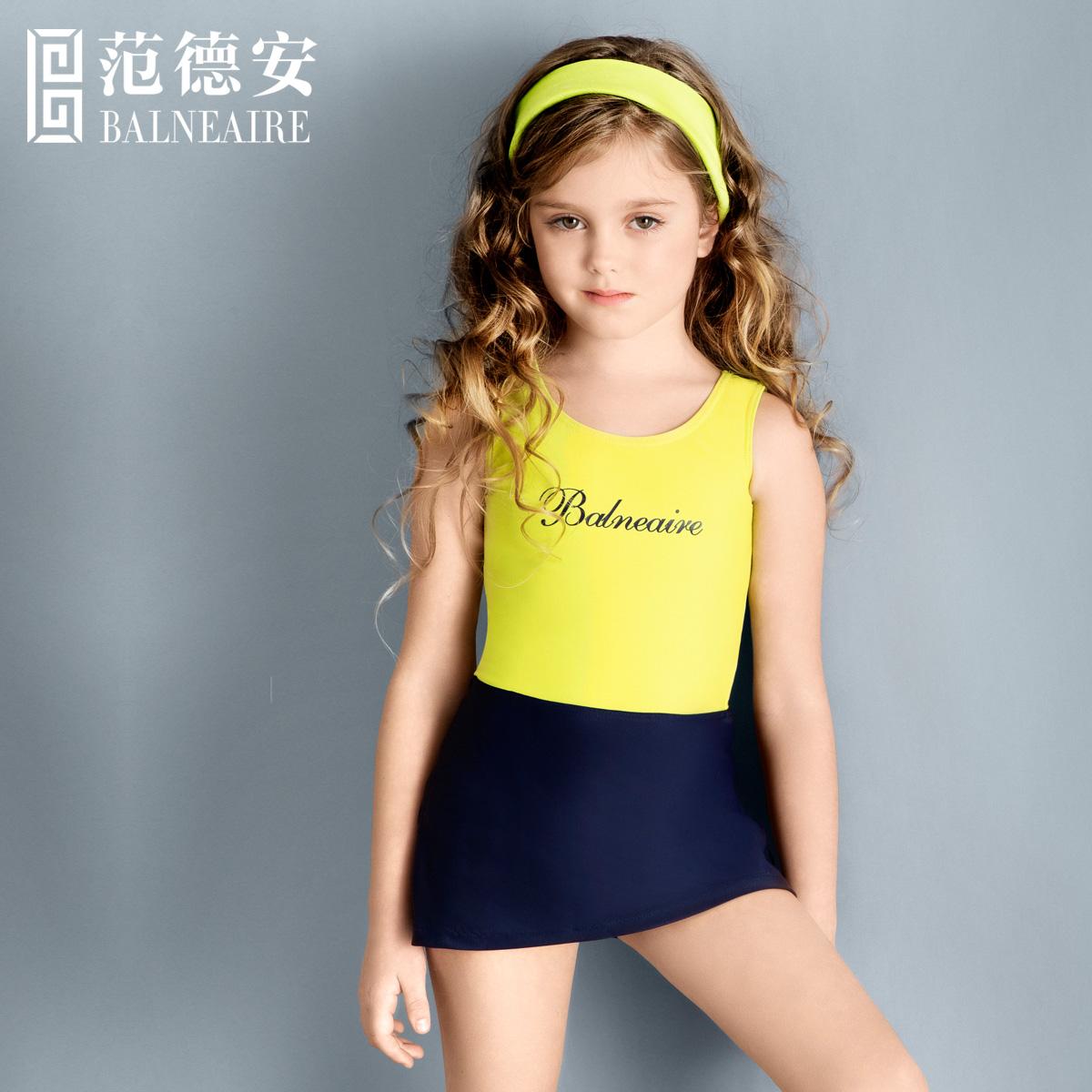 Fan Dean Swimsuit Fashion Authentic 2015 Children S