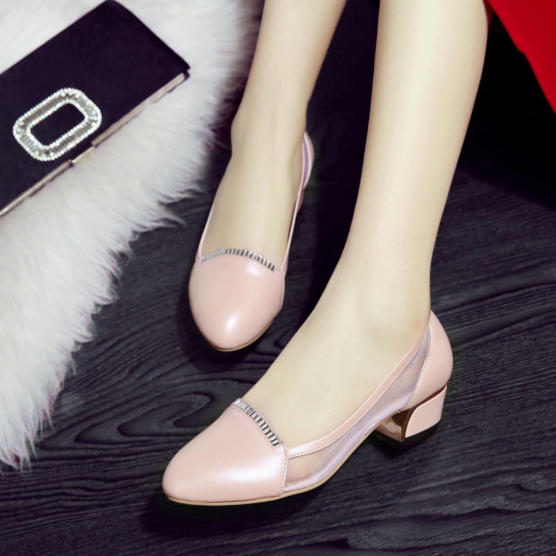 艾曼达格蕾丝gnc芭迪卓之雅秀森琦贝尔同款2015秋季新款女鞋单鞋图片
