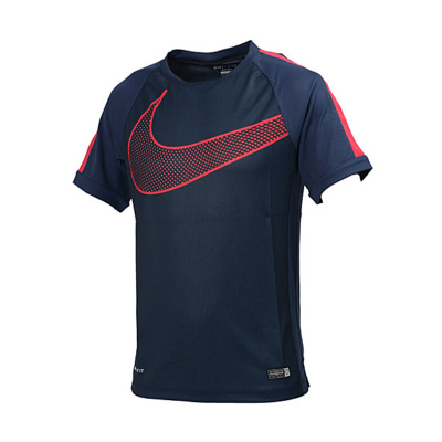 Nike / Nike men's short-sleeved round neck conventional sports new sports men's cashmere T-shirt 619733