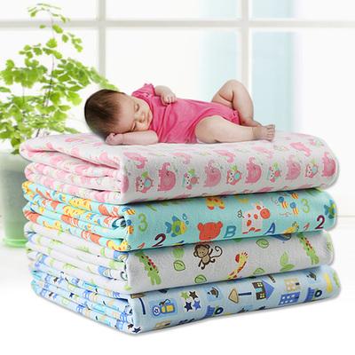 婴儿隔尿垫防水可洗床上尿不湿小孩例假小垫子大姨妈经期床垫防漏