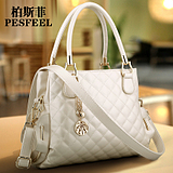 Bosi Fei 2014 new handbag Quilted handbag big bag shoulder diagonal bag ladies handbag