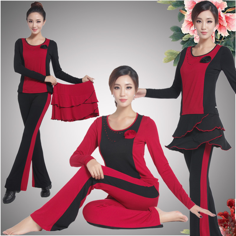 Одежда для тренировок латинскими танцами Yan Wang yw158/3