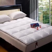 帛吉羽绒床垫 榻榻米双人床垫学生宿舍保暖床垫90CM宿舍专用垫子